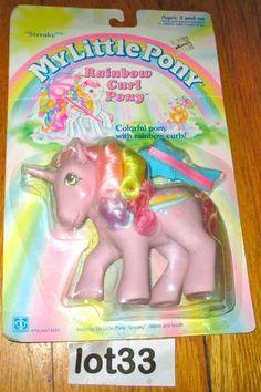 MOC Rainbow Curl Streaky –lot33