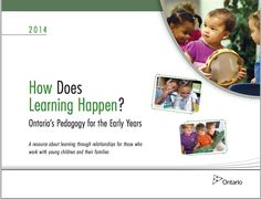 """The Environment as the Third Teacher as Supported by Document, """"How Does Learning Happen? Ontario's Pedagogy for the Early Years"""" (via Technology Rich Inquiry Based Research) Inquiry Based Learning, Learning Resources, Early Learning, Teacher Resources, Teaching Ideas, Preschool Classroom, In Kindergarten, Preschool Activities, Classroom Ideas"""