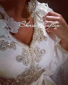 Des détails qui changent beaucoup chez Sherika Caftan Officiel Facebook : Sherika caftan Officiel #sherikacaftan #caftan #luxury #princesses #leilahadioui #mariage2016 #mariagemarocain #takchita #lebsa