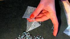Beading4perfectionists: Capricho bracelet with Swarovski and Miyuki The ...