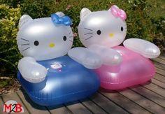 sofas enfants hello kitty