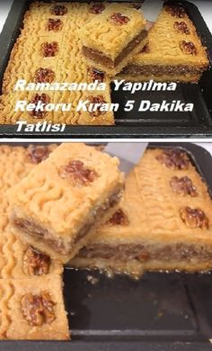 Ramadan, Baklava Recipe, Turkish Delight, Afternoon Tea, Ham, Waffles, French Toast, Food And Drink, Tasty