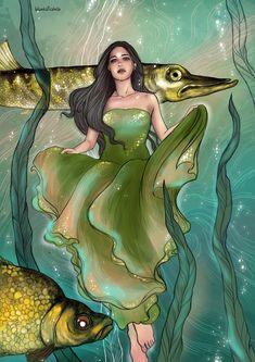Disney Characters, Fictional Characters, Illustrations, Disney Princess, Artist, Illustration, Artists, Fantasy Characters, Disney Princesses