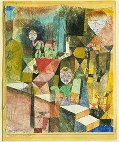 Paul Klee, Introducing the Miracle on ArtStack #paul-klee #art