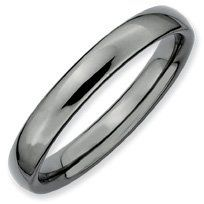 Wear for All Seasons Silver Stackable Black Ring. Sizes 5-10 Available Jewelry Pot. $22.99. 100% Satisfaction Guarantee. Questions? Call 866-923-4446. Your item will be shipped the same or next weekday!. All Genuine Diamonds, Gemstones, Materials, and Precious Metals. Fabulous Promotions and Discounts!. 30 Day Money Back Guarantee. Save 64%!