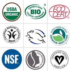 """It's already difficult enough to shop responsibly, given how widely words like """"organic"""" and """"natural"""" are misused.     We've rounded up 10 common logos and broken down what each of them means. So to get a simple and straightforward look at what the labels are telling you, just keep reading."""