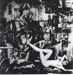 Carolee Shneemann. Eye Body (1963)