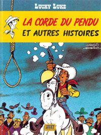 Lucky Luke: La Corde du Pendu et Autres Histoires - Red Kit