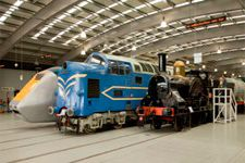 Locomotion: The National Railway Museum - The Vale of Durham is home to Locomotion which houses over 70 railway vehicles from the national collection, plus lively interactive displays relating to the development of the railways in Shildon.
