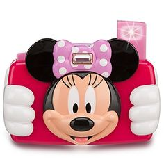 Minnie Mouse Toy Camera