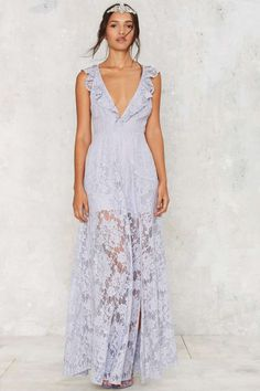 The Jetset Diaries Wanderlust Lace Dress | Shop Clothes at Nasty Gal!
