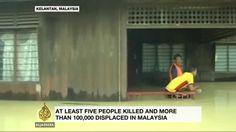 12/27/2014 - Flood-hit Southeast Asia awaits more rain