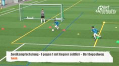 If you are about to start soccer training for the first time, it is extremely important to understand the various team positions in the game. Having a basic understanding of soccer and all the positions that are involved will help you Soccer Practice Drills, Football Drills, Youth Football, Youth Soccer, Football Stuff, Soccer Coaching, Soccer Training, Barcelona Training, Football Tactics