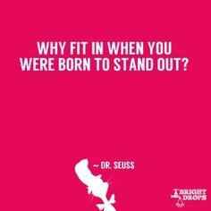 Dr Seuss Quote