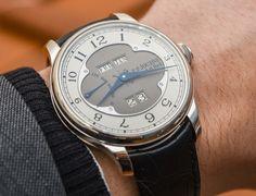 My new grail watch? The F.P. Journe Quantième Perpétuel