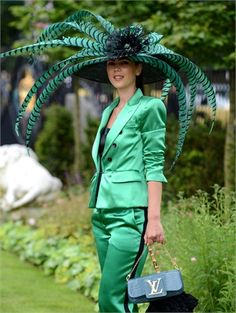 Category - Beautiful: Hats... Royal Ascot Horse Races