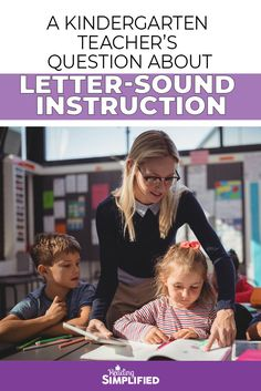 Just one activity, Switch It, can have some really powerful impact on your students. If they aren't ready for this yet try Build it! Instead of thinking about doing one letter sound on week you can start the very first week, giving them, say, three or four letter sounds, and they play with those and make as many words as they can. #readingsimplified #readingdifficulties #elementaryteacher #teachtoread #readingstrategies #teachinglettersounds #readinggames Reading Games, Reading Fluency, Teaching Reading, Teaching Kids, Teaching Letter Sounds, Learning Letters, Kindergarten Teachers, Elementary Teacher, Decoding Strategies
