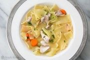 Chicken Noodle Soup on Simply Recipes