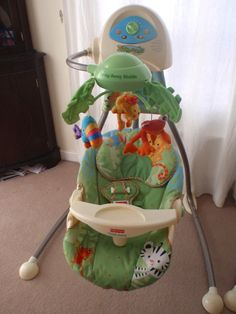 fisher price jungle fun animals of the rainforest night light baby rh pinterest com fisher price rainforest baby swing weight limit fisher price rainforest cradle swing weight limit