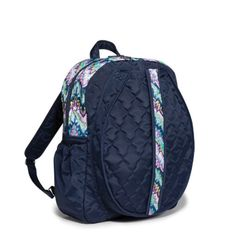 Cinda B Ladies Tennis Backpacks - Midnight Calypso  7de3df2cff