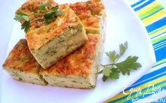 Кабачковая запеканка | Кулинарные рецепты от «Едим дома!»