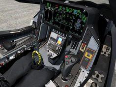 f35 cockpit