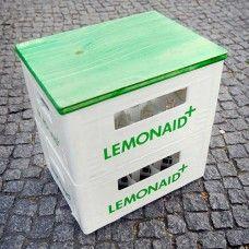 Lemonaid Hocker grün