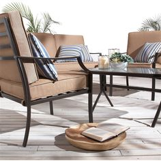 4-Piece Outdoor Patio Furniture Set