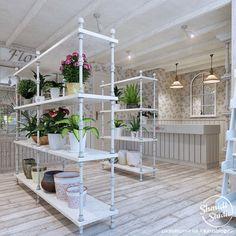 Flower Shop Decor, Flower Shop Design, Flower Shops, Studio Interior, Shop Layout, My Boutique, Store Design, Flower Crown, Flowers
