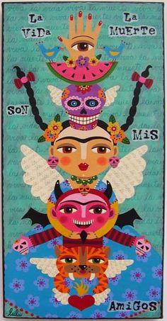 Frida-Amigos