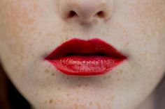 A beginner's guide to the perfect red lip
