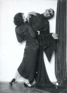 Sebastian Droste and Anita Berber
