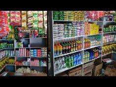 Small Store Design, Retail Store Design, Cafe Design, Wood Design, Layout Design, Food Storage Shelves, Medicine Organization, Store Layout, Cosmetic Shop