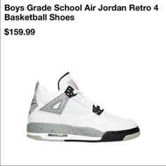 Jordan Retro 4 I Take REASONABLE OFFERS only Lowballers Will Be Ignored ☺️ !! I Ship Between 24/48 Hours Pet/Smoke Free Home Jordan Shoes Sneakers
