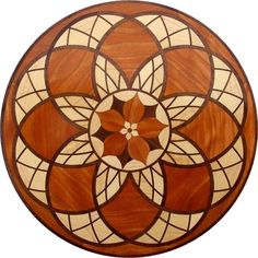 Confused About Woodworking? Diy Flooring, Stone Flooring, Marble Pattern, Pattern Art, Bois Intarsia, Installing Hardwood Floors, Wood Mosaic, Stained Glass Flowers, Creation Deco