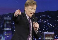 Conan Shows Us That Main Stream Media Is Scripted
