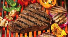 Montreal Peppered Steak: Grill Mates® Montreal Steak Seasoning is an easy way to give steak restaurant quality flavor.