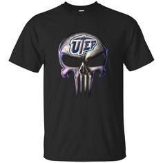 The Punisher T shirts UTEP Miners Hoodies Sweatshirts