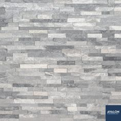 Landscape 4.5x16 Natural Stone Ledger Panel in Alaska Gray Petite | Starting at $7.89/square foot | #naturalstone #ledgerpanel #naturalstonetile