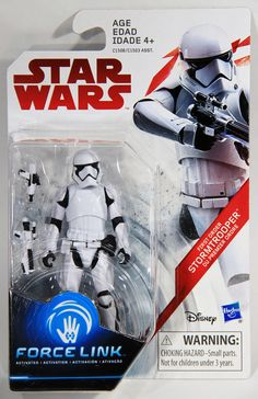 """FIRST ORDER FLAMETROOPER /""""THE LAST JEDI/"""" COLLECTION 2018 VON HASBRO"""