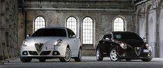 Alfa Romeo Giulietta and Mito model year 2014