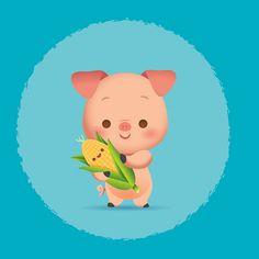 Little Piggy by Jerrod Maruyama, via Flickr