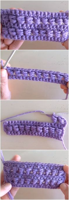 Learn To Crochet Bead Stitch