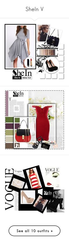 """""""SheIn V"""" by m-sisic ❤ liked on Polyvore featuring Mixit, Bela, Sephora Collection, Karlsson, Americanflat, Seed Design, Dot & Bo and Brewster Home Fashions"""