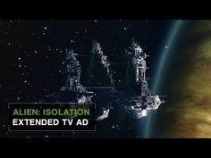 Alien Isolation Extended TV Spot Commercial