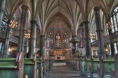 Gothenburg, Oskar Fredrik Church, Sweden