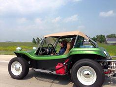 Cool green manx