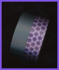 WASHI Tape 2 Rolls Craft Crafting Adhesive 10 by TheMaineCoonCat, $4.95