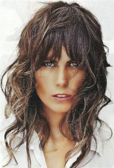 Hair on Pinterest | Haircuts, Shoulder Length and Layered Hairstyles