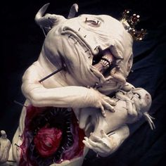 Surrealistic Horror by Emil Melmoth